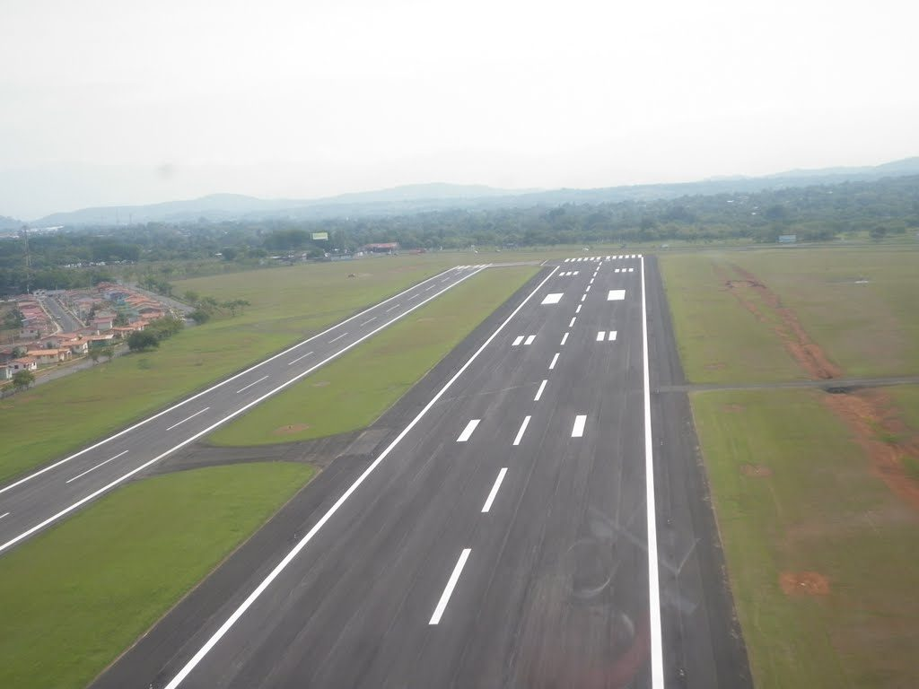 Aeropuerto Internacional Enrique Malek (DAV) - Aeropuertos.Net