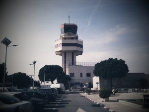 Aeropuerto Cuatro Vientos Madrid