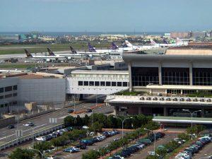 Terminal 1, Taiwan Taoyuan International Airport
