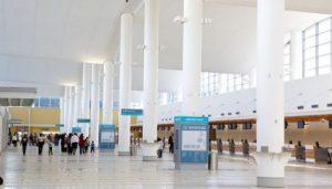 New U.S Departures Terminal