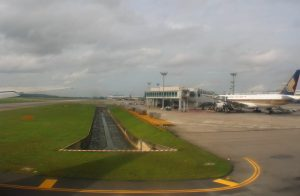 Airfield of Changi Airport