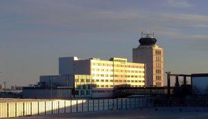 Winnipeg Air Traffic Tower, Winnipeg, MB