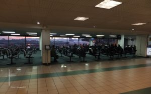 Sala de Embarque Aeropuerto ElDorado