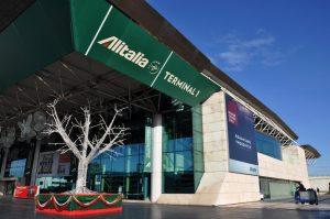 Rome FCO Terminal 1