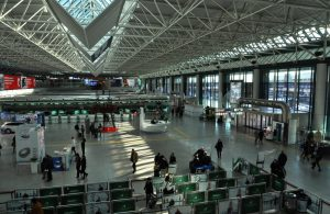 Instalaciones del Aeropuerto de Roma