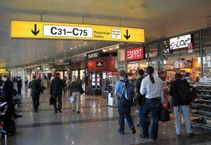 Vienna, Austria. Vienna Airport