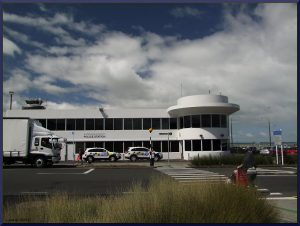 Auckland Airport Police Station