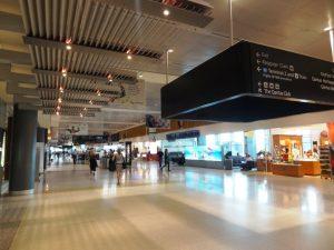 Instalaciones Aeropuerto de Sídney