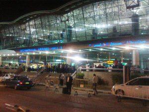 Aeropuerto del Cairo Hall 3