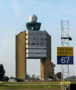 Tower BUD (Budapest Airport)