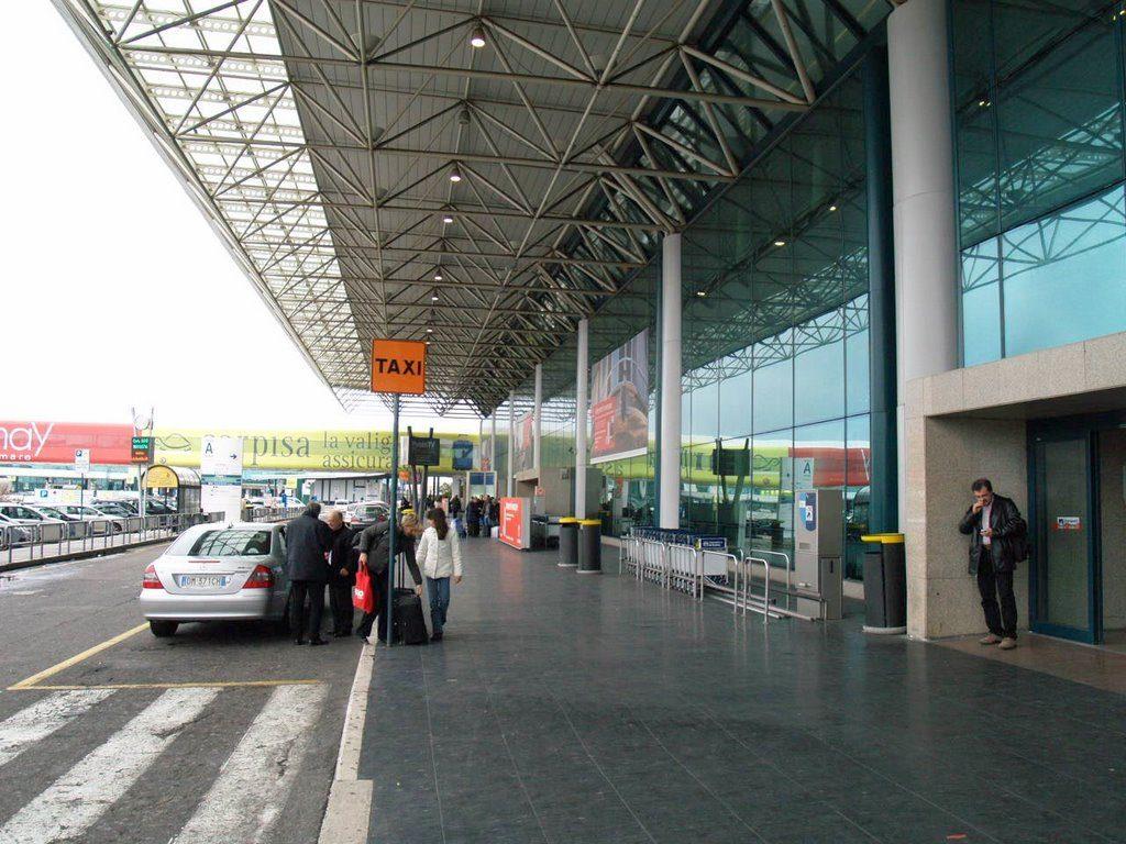 Aeropuerto De Roma Fiumicino Fco Aeropuertos Net