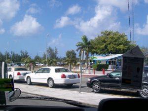 Transporte y desplazamiento en el Aeropuerto de Nassau
