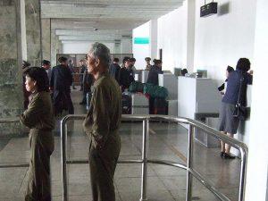 Pyongyang Sunan International Airport Check-in