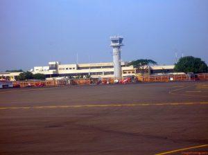 Torre de Control de Cartagena de Indias