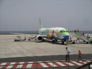 Aeropuerto Reina Sofia Tenerife
