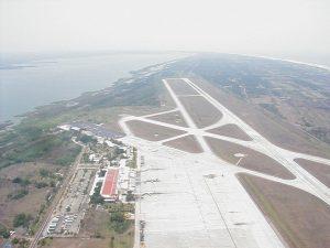 Pista de aterrizaje del Aeropuerto de Acapulco