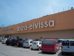Aeropuerto de Ibiza -Islas Baleares