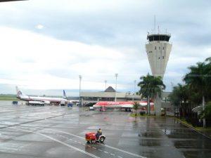 Aeropuerto de Cali, muelle internacional