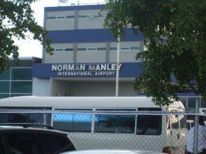 Norman Manly International Airport, Kingston Jamaica