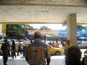 Terminal aéreo de Cartagena