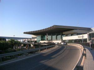 Terminal aeropuerto Manises