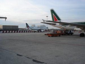 Aeroporto de Linate - Vilson Flôres