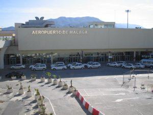 Aeropuerto de Málaga: Taxi
