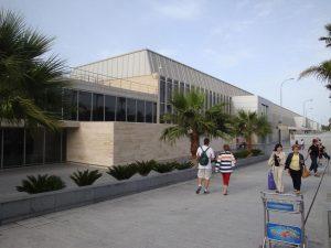 Aeropuerto Reina Sofia