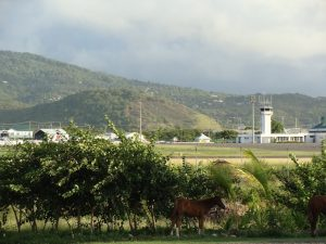 Vieux Fort Airport