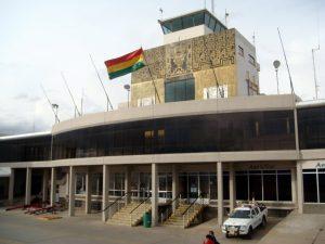 BOLIVIA El Alto, Aeropuerto Internacional