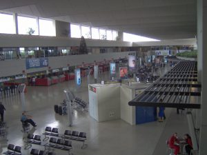 Terminal De Pasajeros Aeropuerto Alfonso Bonilla Aragon