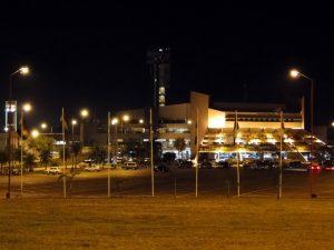 Aeropuerto Int. Silvio Pettirossi