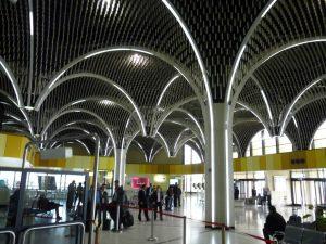 Salón del Aeropuerto de Bagdad