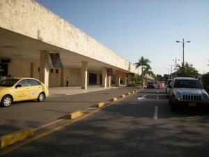Cartagena - aeroporto