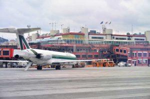 Genova Genoa Airport Italia