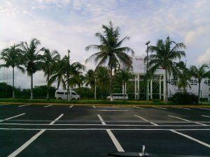 Estacionamiento del Aeropuerto internacional de ACAPULCO