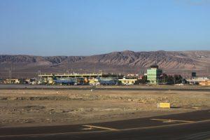 Aeroporto de Antofagasta, Chile