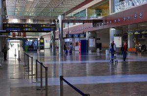 Instalaciones del Aeropuerto de Tenerife Sur