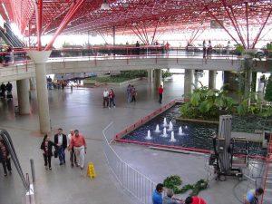 Terminal de Pasajeros Aeropuerto de Brasilia