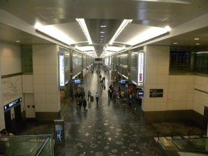 Instalaciones del Aeropuerto de Miami - autor