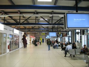 Instalaciones del Aeropuerto de Berlín
