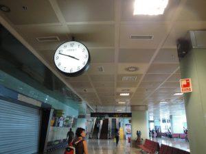 Aeropuerto Reina Sofia, Tenerife sur