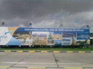 Bienvenidos a La Paz