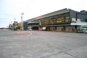 Aeroparque (AEP) Vista Salas de Pre Embarque