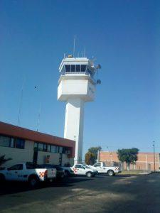 Torre de Control Aeropuerto de Aguascalientes