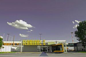 Terminal C - Airport Berlin-Schönefeld