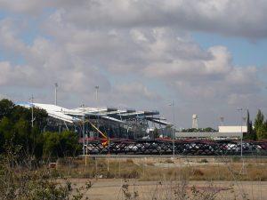 Nueva terminal Aeropuerto Zaragoza