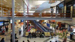 Aeropuerto Internacional Silvio Pettirossi, Asunción