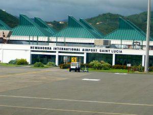 Hewanorra Int. Airport