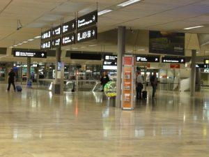 Instalaciones del Aeropuerto de Zúrich
